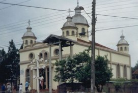 Paróquia Proteção da Santíssima Mãe de Deus de Apucarana - PR