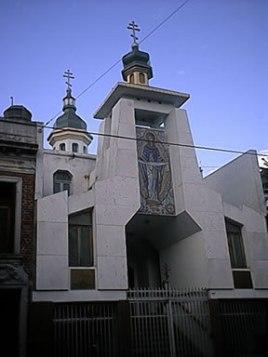Catedral Santíssima Virgem - Buenos Aires - Argentina