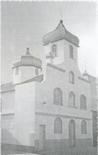 Paróquia Ressurreição do Senhor - Villa Caraza - Buenos Aires - Argentina