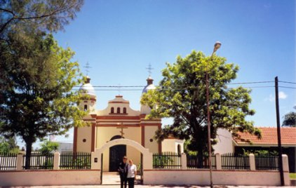 Paróquia Santíssima Trindade de San Bernardo - Chaco - Argentina