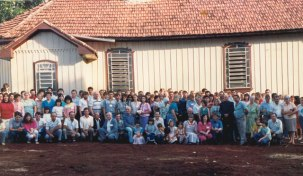 Igreja de Nova Ucrânia - Apucarana - PR