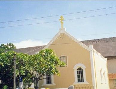 Paróquia Proteção da Santíssima Mãe de Deus - Osasco - SP