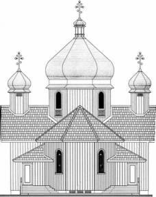 Nova Igreja de São Valdomiro Magno - Papanduva - SC