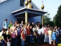 Paróquia de São Miguel Arcanjo - Capitan Miranda - Paraguai