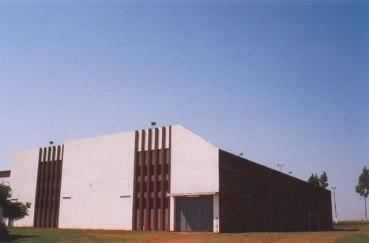 Salão Comunitário da Paróquia de São Miguel Arcanjo - Capitan Miranda - Paraguai