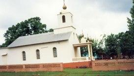 Paróquia São Miguel Arcanjo - Capitan Miranda - Paraguai