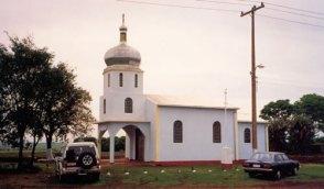 Paróquia Proteção da Santíssima Mãe de Deus de Natalio II - Paraguai