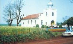 Paróquia Santíssima Trindade de Uru Sapucai - Paraguai