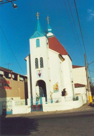 Paróquia Proteção da Santa Mãe de Deus (Pokrova) de São Caetano do Sul - SP