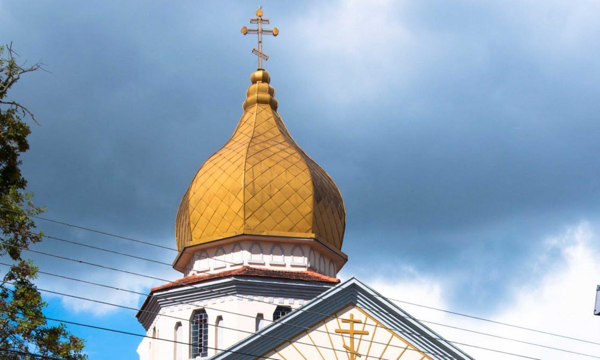 Eparquia Ortodoxa Ucraniana da América do sul